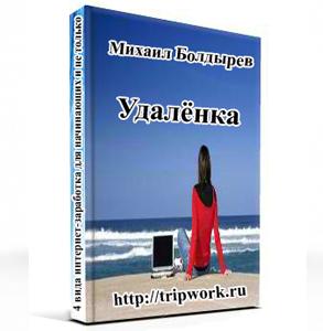 udalenka3 Моя первая книга Удалёнка