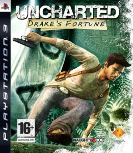 uncharted drakes fortune cover 261x300 Uncharted: Drake's Fortune
