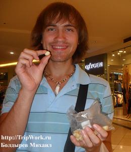 orehi Makadamiya Впервые попробовал орехи Макадамия