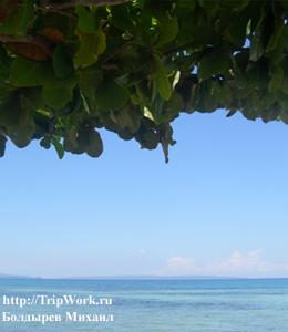 Poslednij den na ostrove Samal Последний день на острове Самал
