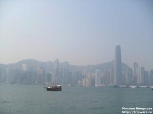 Планирование поездки в Гонконг!