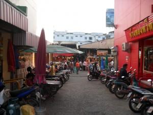 Фруктовый рынок Тон Пайом (Tom Paiom) в Чианг Мае