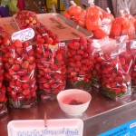 thai strawberry 150x150 Фрукты Таиланда