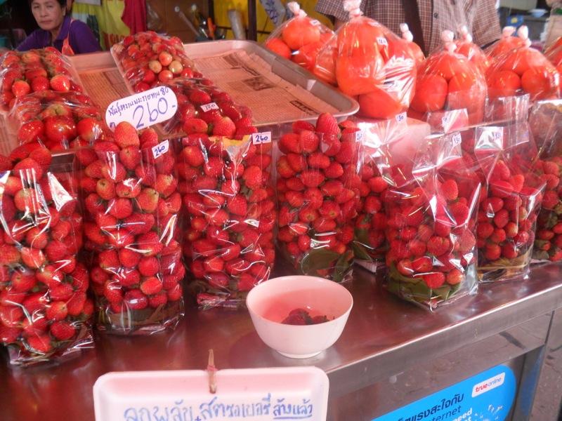 фрукты из тая фото