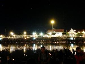 Loi Kratong и Yee Peng festival in -12