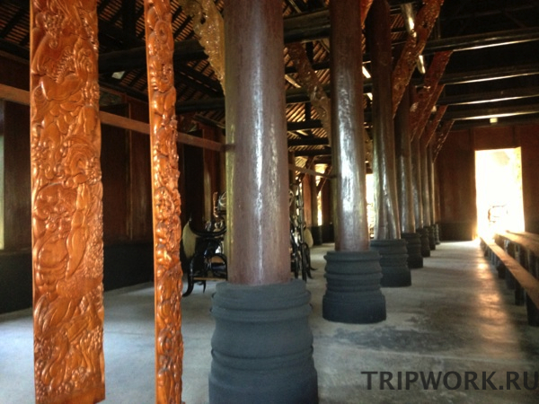 black temple in Chiangrai 26 Черный дом в Чианг Рай   кошмар наяву
